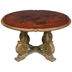French Chinoiserie Gueridon