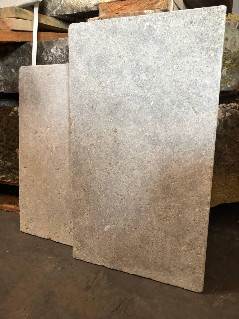 French Church Style Flooring in Stone For Sale 2