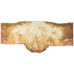 French circa 1830 Tapestry Panel