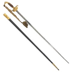 French Consulate General's Sword, circa 1800