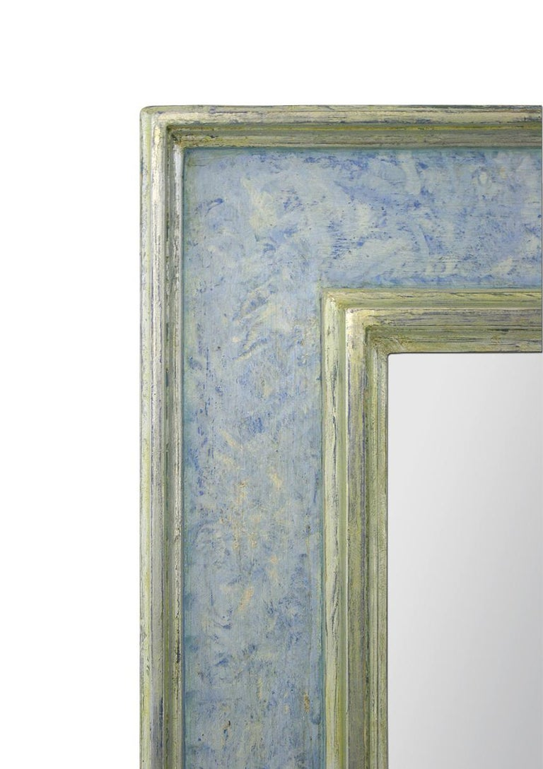 Wood French Contemporary Mirror, Inspiration Frame