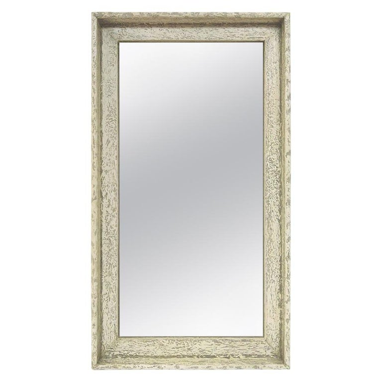 "French Contemporary Mirror, ""Kendai"" by Pascal & Annie For Sale"