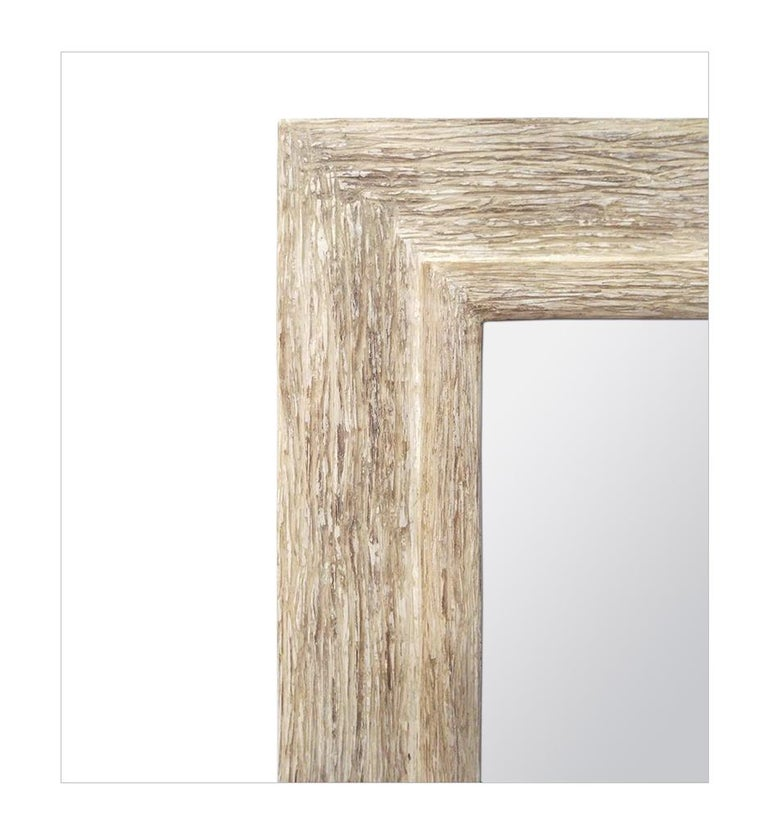 French Contemporary Mirror,
