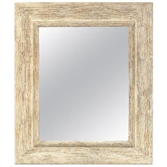 "French Contemporary Mirror, ""Sable"" by Pascal & Annie"