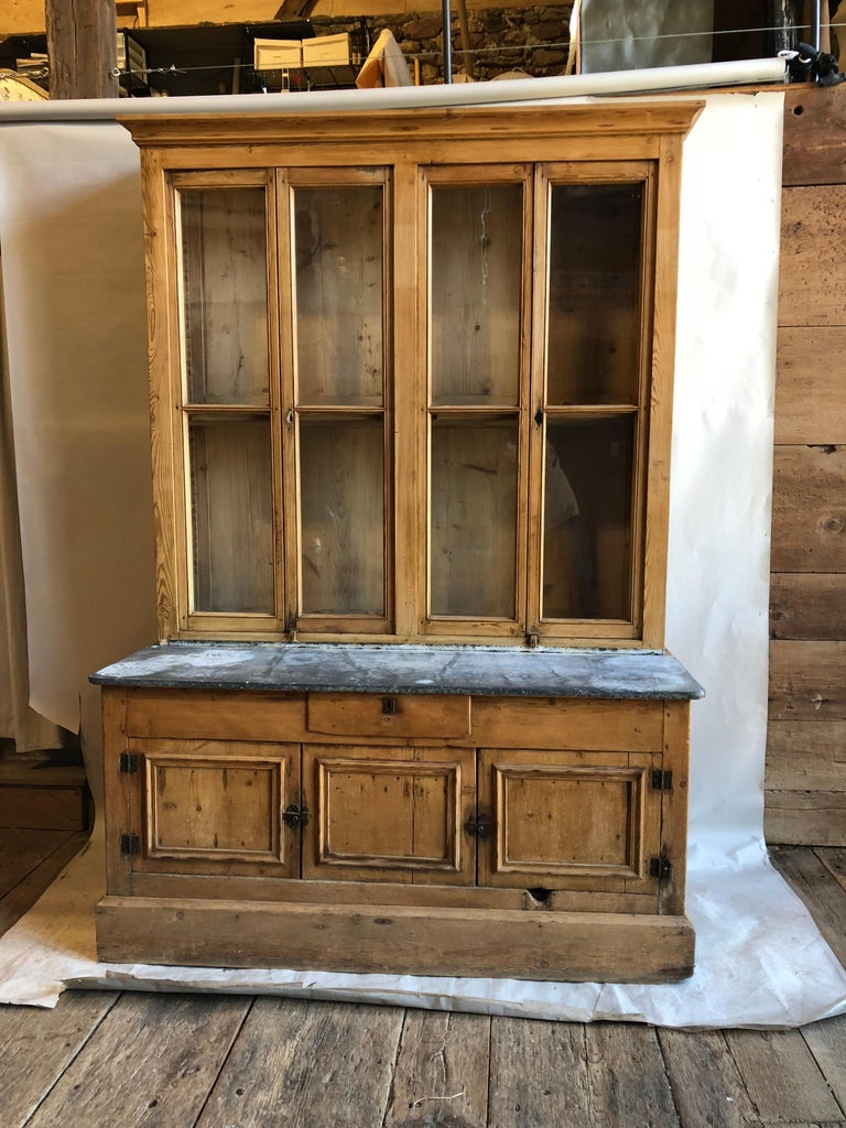 French Provincial French Country Cabinet, 18th Century