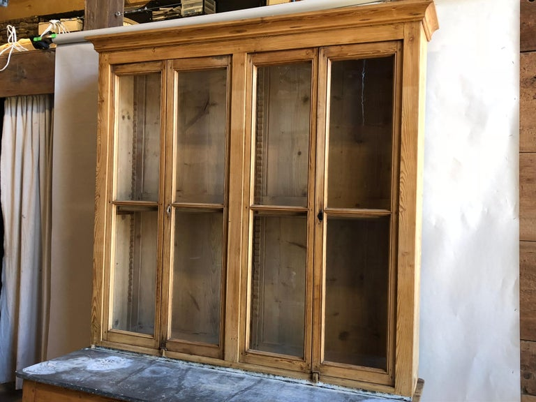 Late 18th Century French Country Cabinet, 18th Century