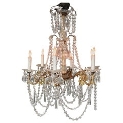 French Country Chandelier, 19th Century