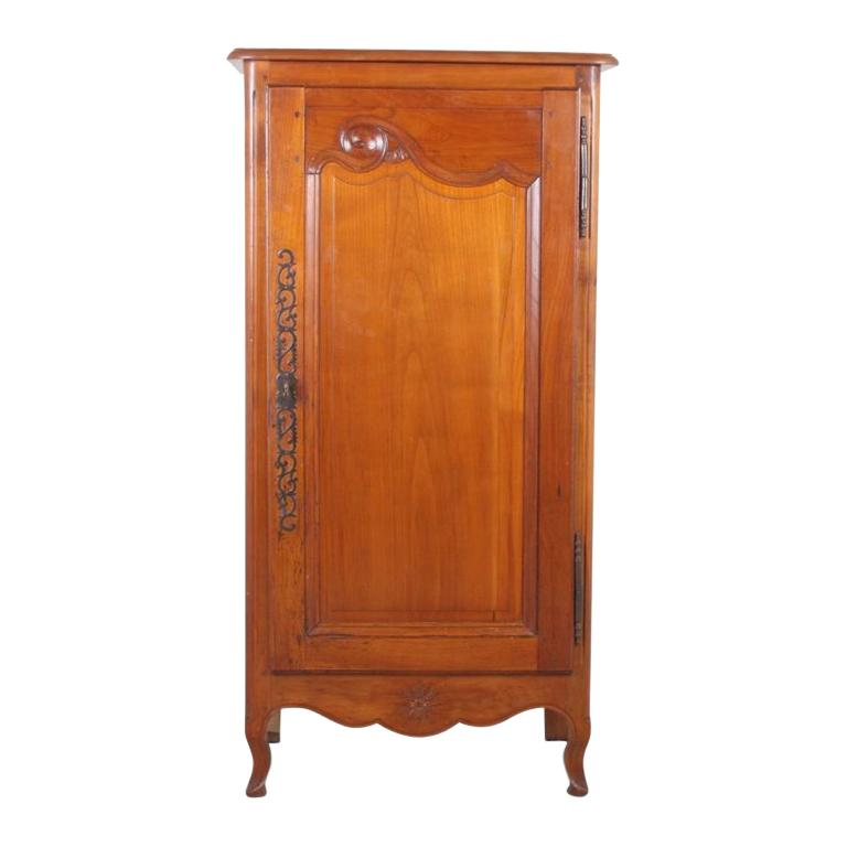 French Country Cherry Cabinet