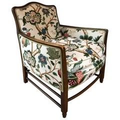 French Country Style Bergere