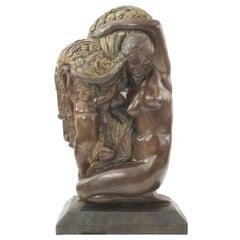 "Piere Fournier des Corats ""Summer"" Sculpture"