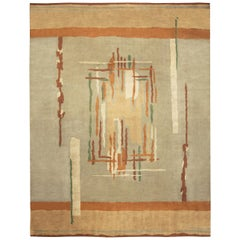 French Deco Rug