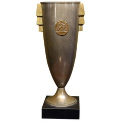 French Art Deco Trophy Cup