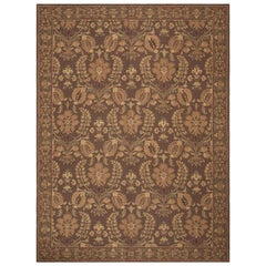 French Design Modern Chinese Savonnerie Rug