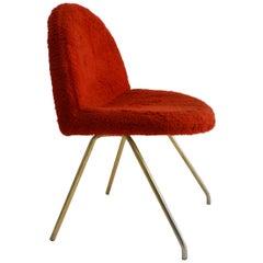 French Designer Model 771 Chair by Joseph André Motte for Steiner