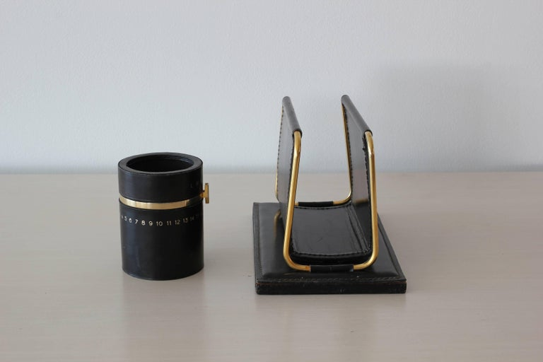 French Desk Accessories In Good Condition For Sale In Los Angeles, CA