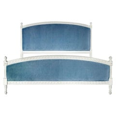 French Dianne Bed Frame, 20th Century