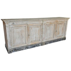 French Directoire Period Enfilade, Buffet