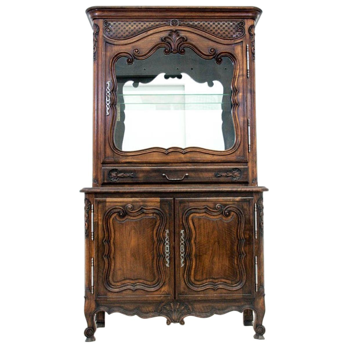 French Display Cabinet, France, 1880