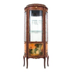 French Display Cabinet, France, 1900