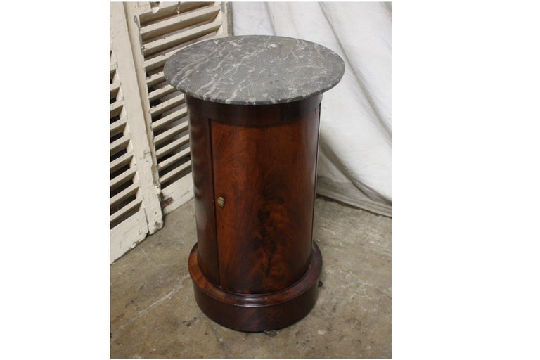French early 19th century side table.