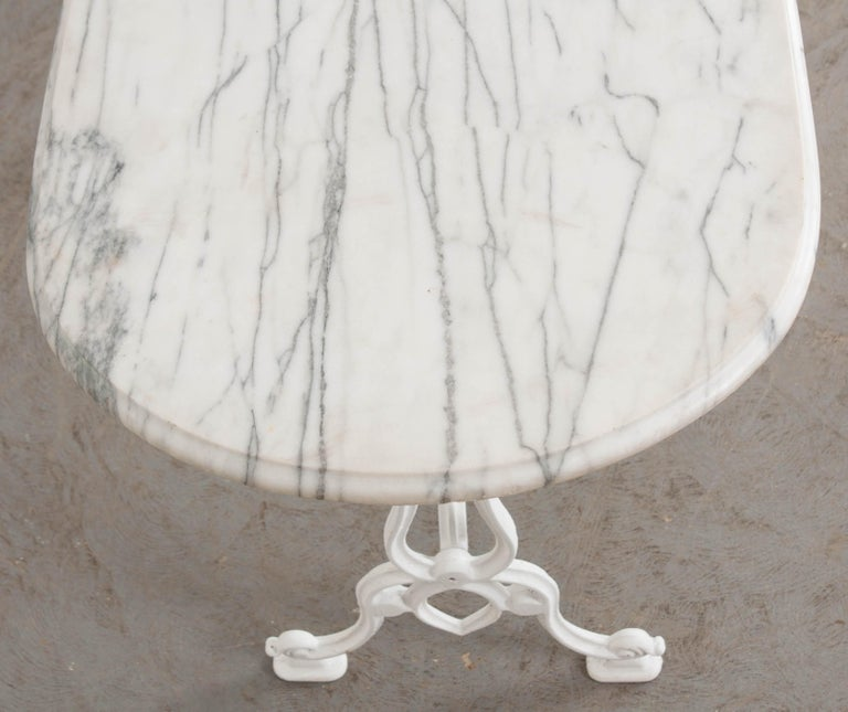 French Early 20th Century Bistro Table For Sale 1
