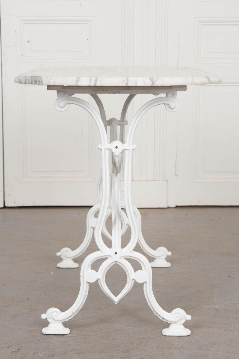 French Early 20th Century Bistro Table For Sale 2