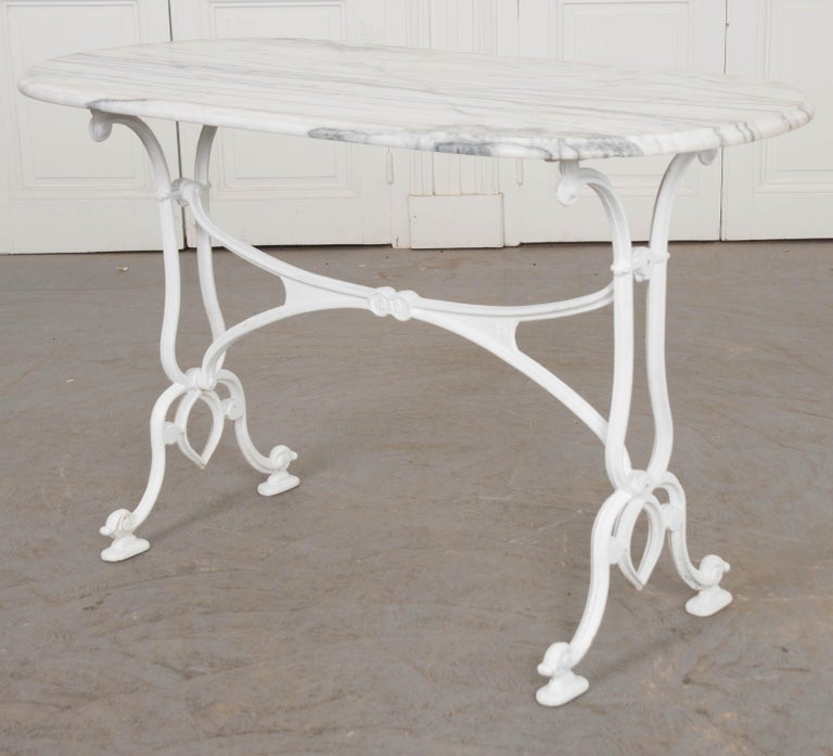 French Early 20th Century Bistro Table For Sale 4