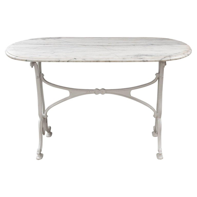 French Early 20th Century Bistro Table For Sale