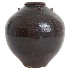 French Early 20th Century Ceramic Vase