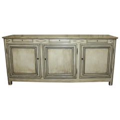 French Early 20th Century Louis XVI Style Sideboard