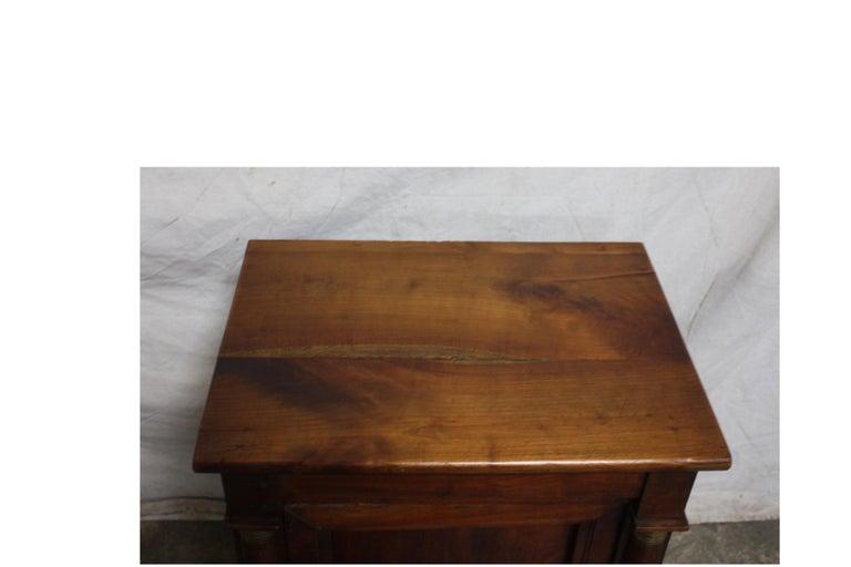 French Empire Small Cabinet In Good Condition In Atlanta, GA