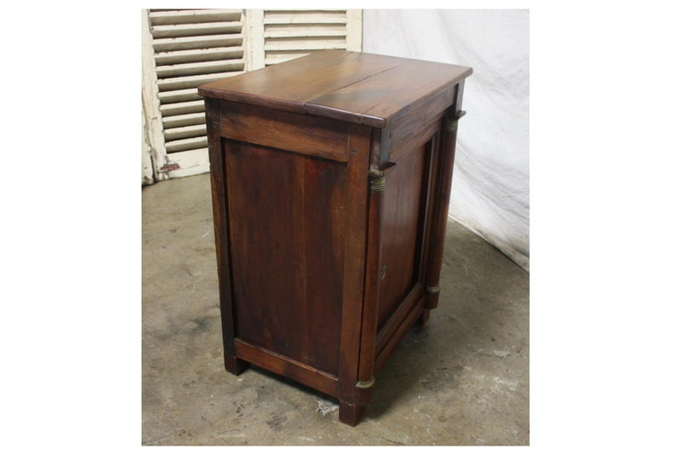 French Empire Small Cabinet 2