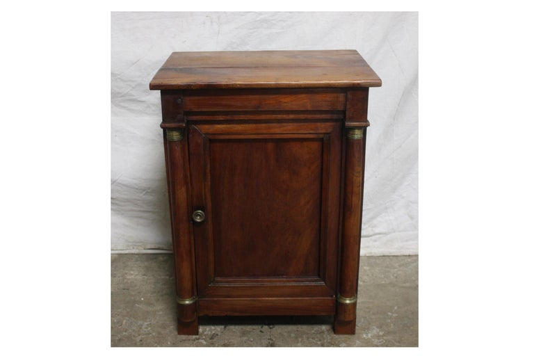 French Empire Small Cabinet 3