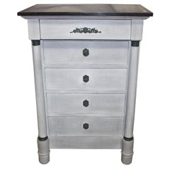 Empire Commodes and Chests of Drawers