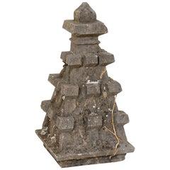 French Epis de Faitage, Stone Architectural Finial