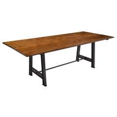 "French Farm ""Atelier"" Table"