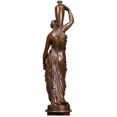French Figural Statue
