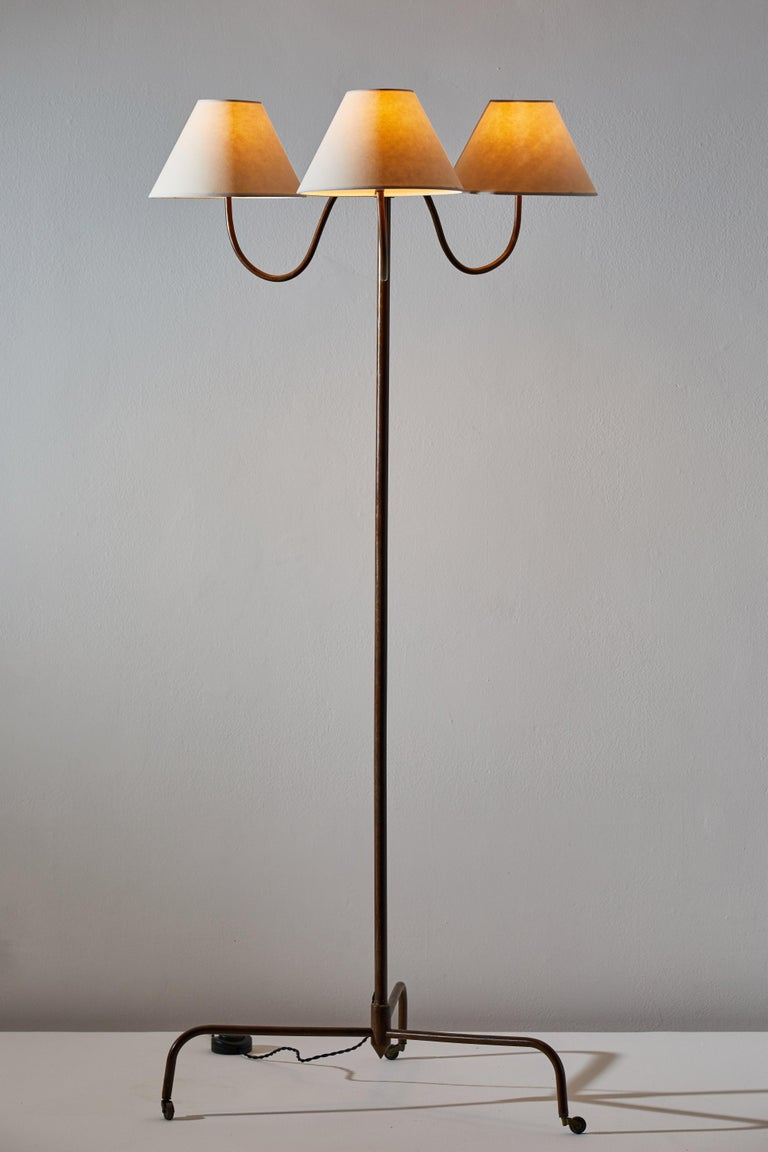 French Floor Lamp For Sale 4