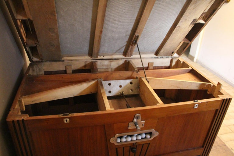 French Foosball Table For Sale 6