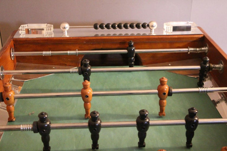 French Foosball Table In Good Condition For Sale In Saint-Ouen, FR