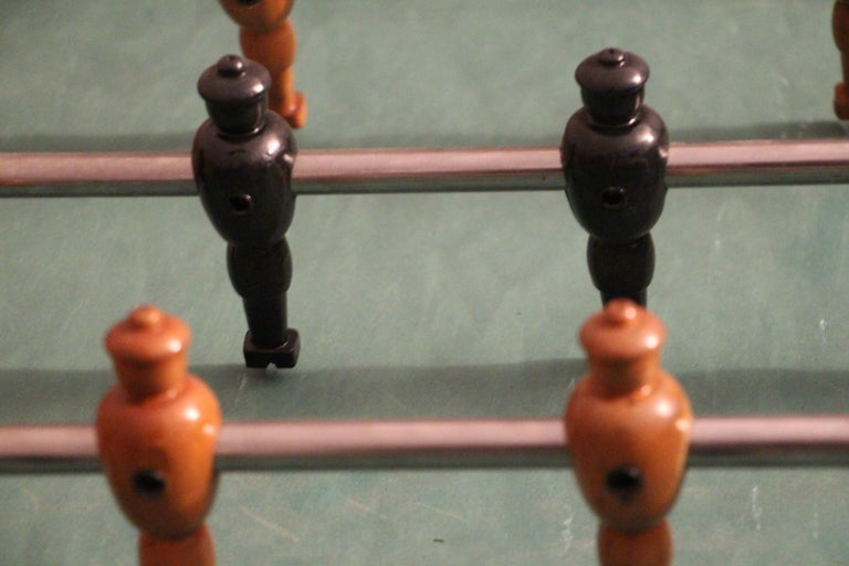 Aluminum French Foosball Table For Sale
