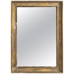 French Framed Mirror