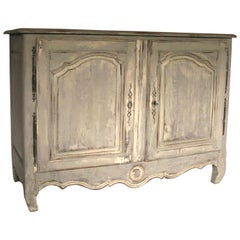 French from Provence Early 19th Century Pure Country Cupboard