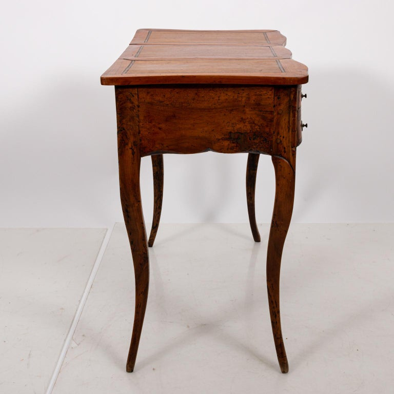 French Fruitwood Poudreuse For Sale 2