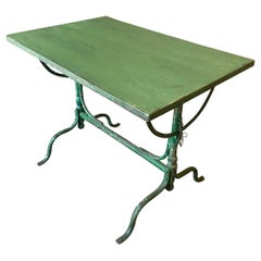 French Garden Table, Dining Table