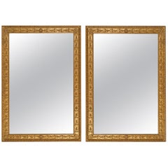 French Gilt Mirrors, Early 19th Century