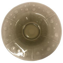 French Glass Bowl/Dish