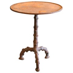 French Gueridon Table