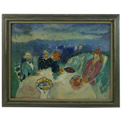 French Impressionist Afternoon Luncheon