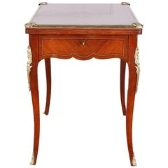 French Inlaid Louis XVI Games Table